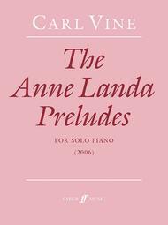 The Anne Landa Preludes