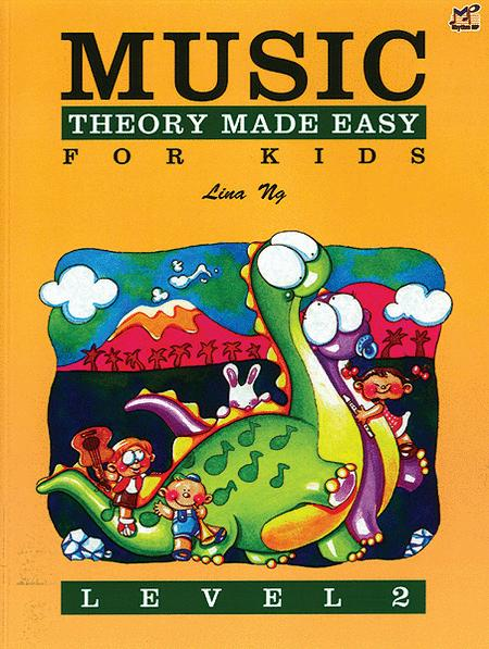 Theory Made Easy for Kids, Level 2