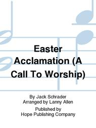 Easter Acclamation