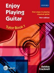 Enjoy Playing Guitar Tutor Book 1 (with CD)