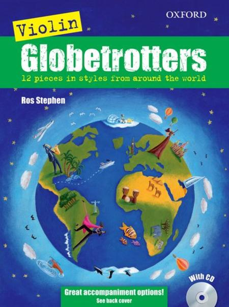 Violin Globetrotters (with CD)