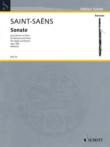 Sonate, Op. 168