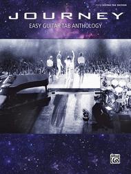 Journey -- Easy Guitar Anthology