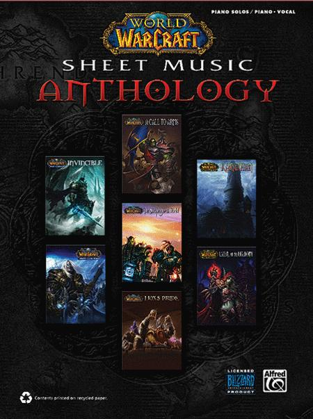 World of Warcraft Sheet Music Anthology