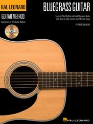 Hal Leonard Bluegrass Guitar Method