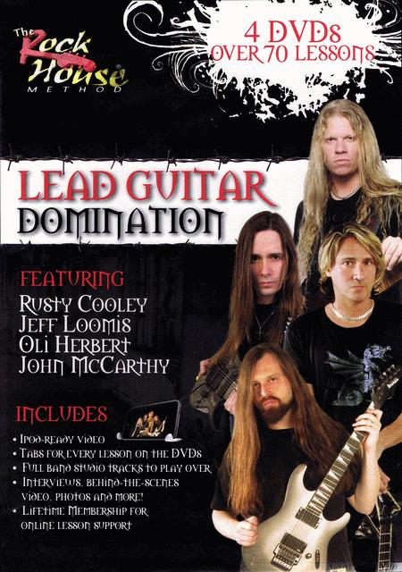 Lead Guitar Domination