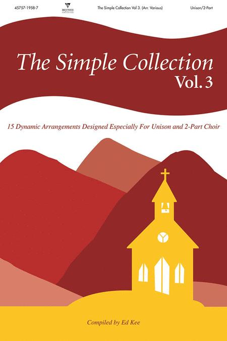 The Simple Collection, Volume 3 (Split Track Accompaniment CD)
