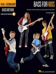 Hal Leonard Bass for Kids