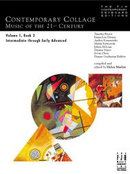 Contemporary Collage - Music of the 21st Century, Volume 1, Book 3