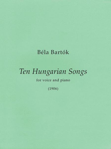 10 Hungarian Songs