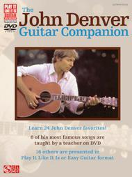 The John Denver Guitar Companion Sheet Music By John Denver