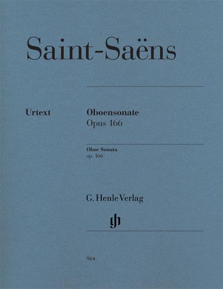 Oboe Sonata, Op. 166