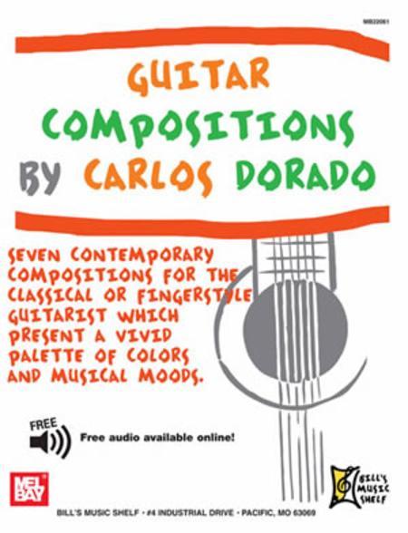 Guitar Compositions by Carlos Dorado