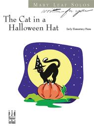 The Cat in a Halloween Cat