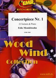Concertpiece Nr. 1 F Minor Opus 113
