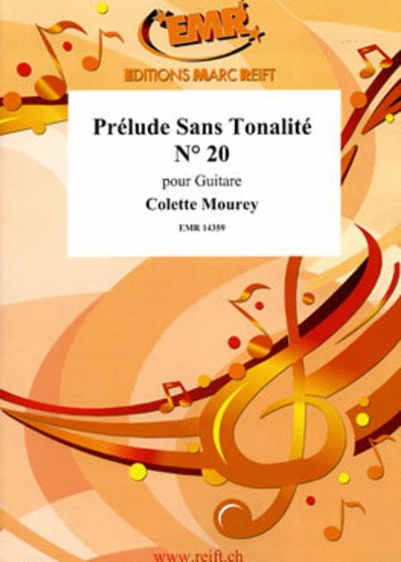 Prelude Sans Tonalite Ndeg 20