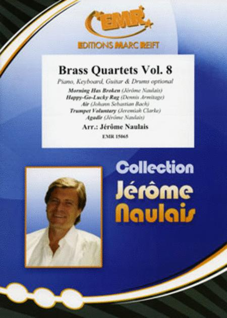 Brass Quartets Vol. 8