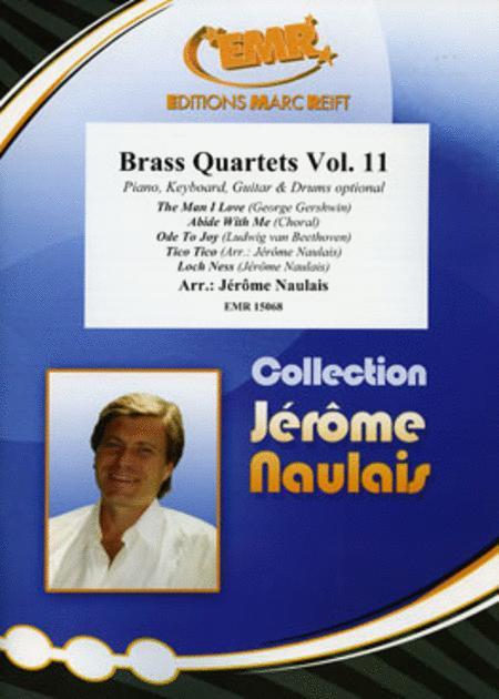 Brass Quartets Vol. 11