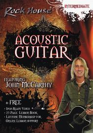 Acoustic Guitar - Intermediate Level