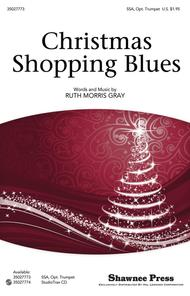 Christmas Shopping Blues