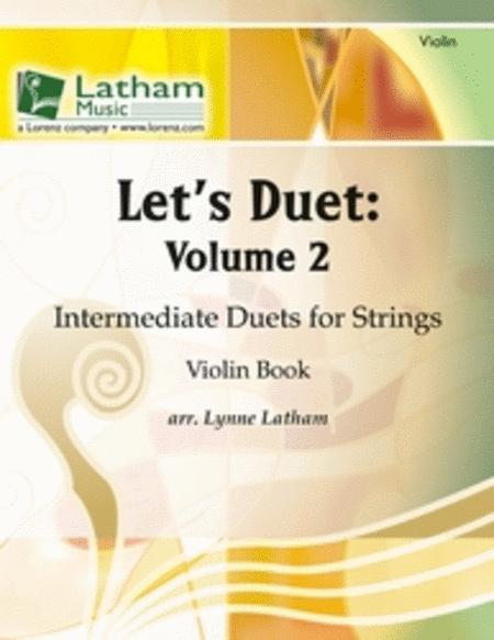 Let's Duet: Volume 2 (Violin)