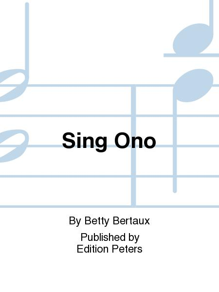 Sing Ono