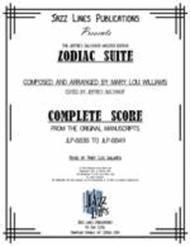 Zodiac Suite [Score And Parts]