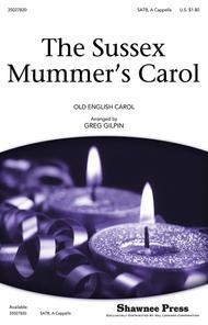 The Sussex Mummer's Carol