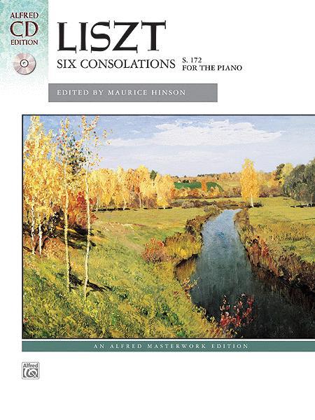 Liszt -- Six Consolations