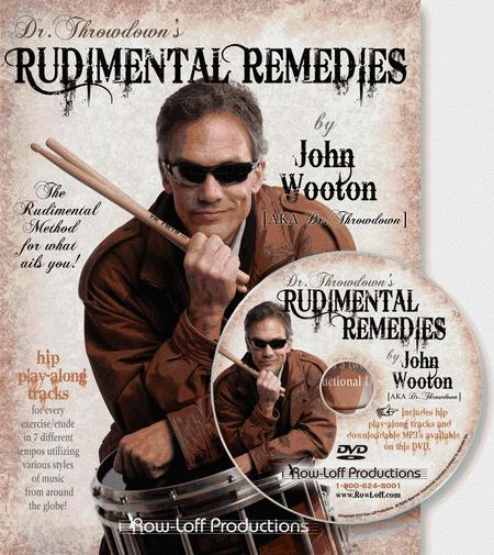 Dr. Throwdown's Rudimental Remedies