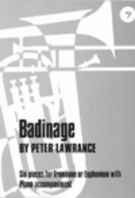 Badinage (Bass Clef)