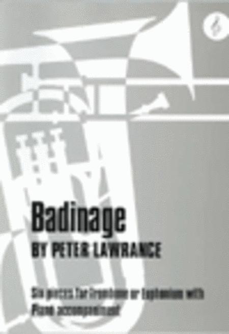 Badinage (Treble Clef)