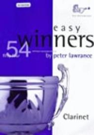 Easy Winners (Clarinet with CD)