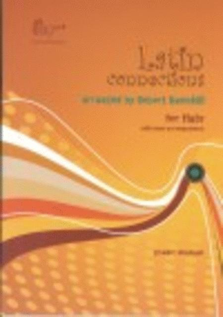 Latin Connections for Flute with CD