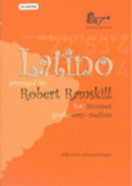 Latino for Trumpet with CD