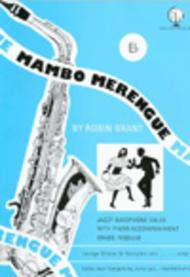 Mambo Merengue for Alto Saxophone
