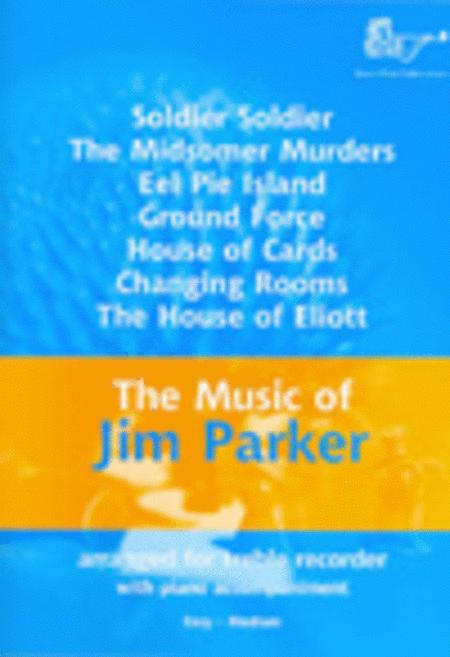 Music of Jim Parker for Treble Recorder
