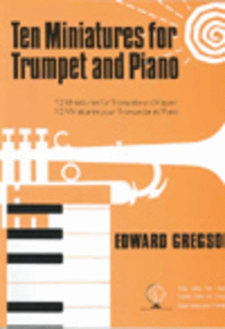 Ten Miniatures for Trumpet
