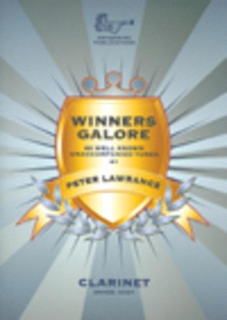 Winners Galore (Clarinet)