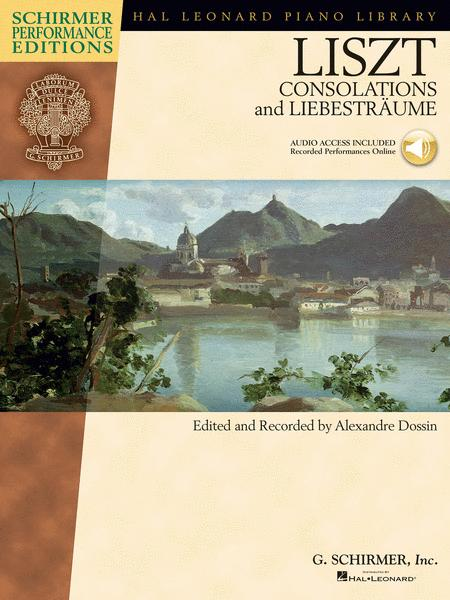 Franz Liszt - Consolations and Liebestraume