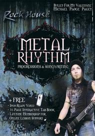 Michael Paget of Bullet for My Valentine - Metal Rhythm