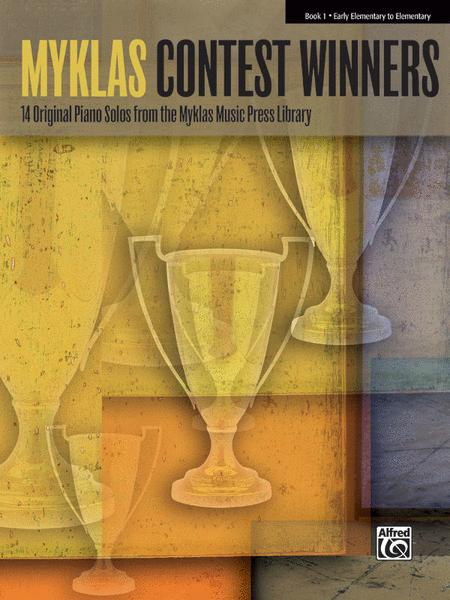 Myklas Contest Winners, Book 1