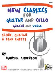 New Classics for Guitar and Cello, Guitar and Viola