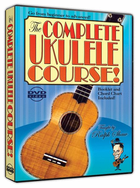 The Complete Ukulele Course (DVD)