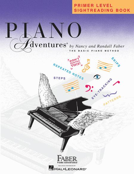 Piano Adventures Primer Level - Sightreading Book