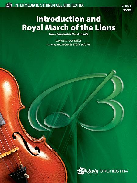 Introduction and Royal March of the Lions