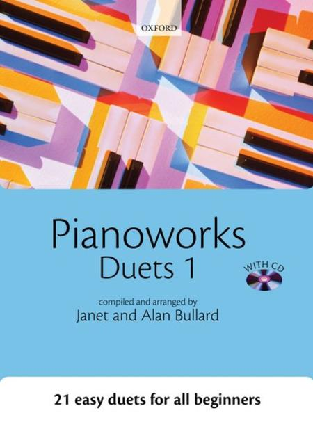 Pianoworks Duets 1 (book and CD)
