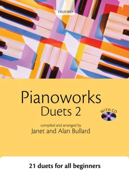 Pianoworks Duets 2 (book and CD)