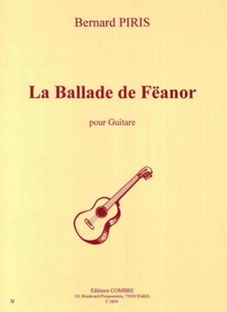 La Ballade de Feanor