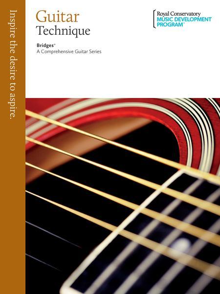 Bridges - A Comprehensive Guitar Series: Guitar Technique